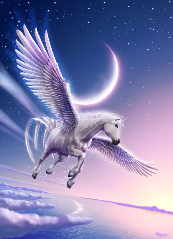 Pegasus by Varges on DeviantArt