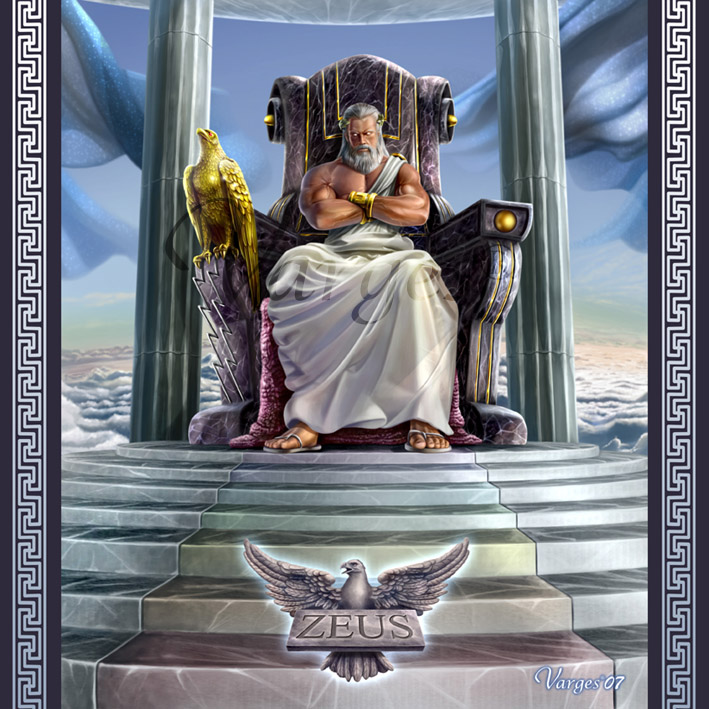 Los Grandes Dioses del Olimpo