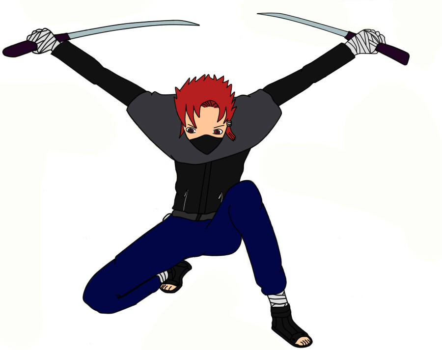 Daichi Uchiha by hollysand1107 colored by neverb4 by neverb4