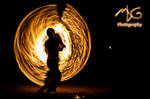 Cabo Fire Dancer