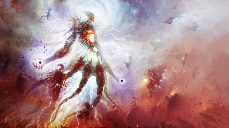 God Begining of the End by KoTnoneKoT