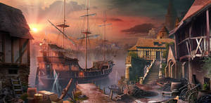 Port by KoTnoneKoT