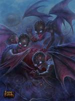 vampire children #2 by KoTnoneKoT