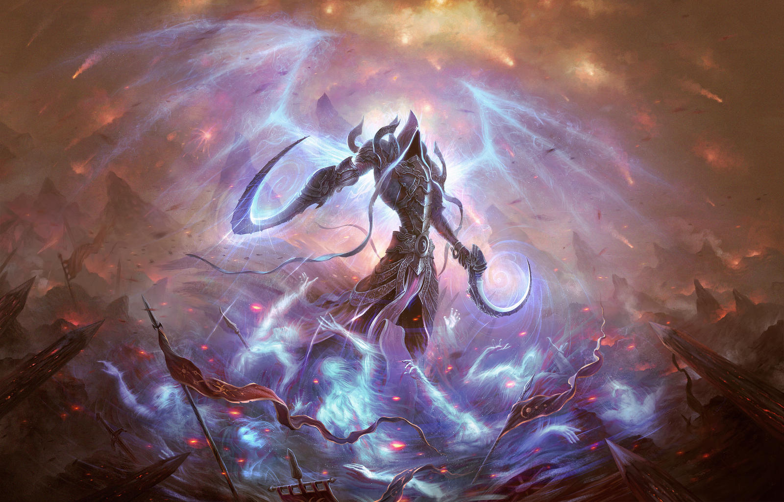 Malthael Reaper of Souls by KoTnoneKoT