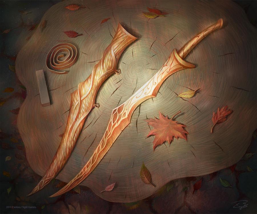 Mirkwood Long-knife