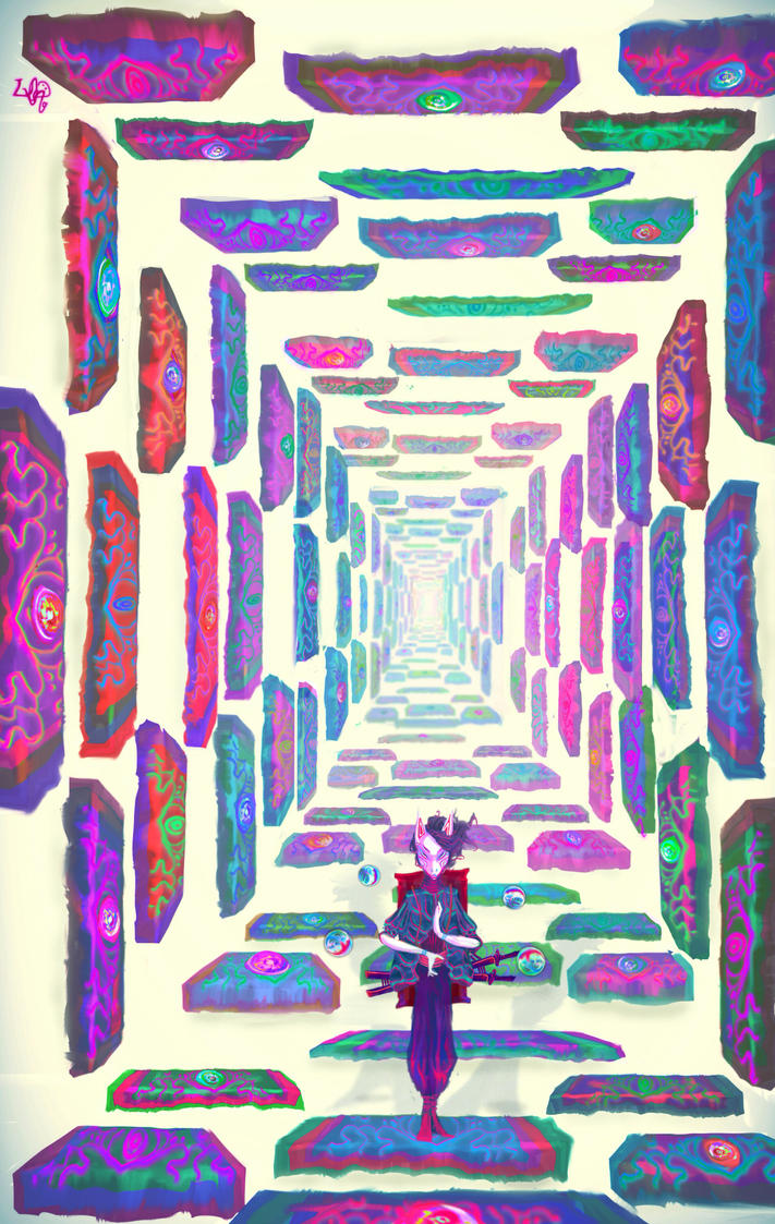 Kairan by aDarkWhiteColor