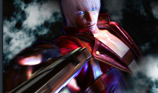 yea it's dante by Ebony-and-Ivory