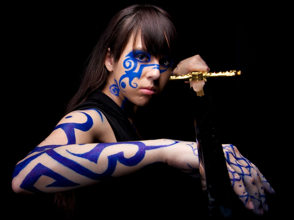 Pict Tattoos: Pict Warrior By Almost-Focused On DeviantArt