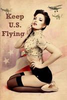 Flying... by HellAngelBaby