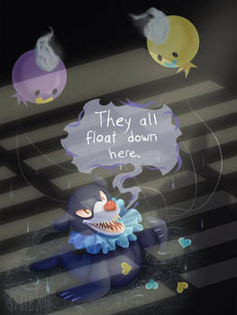 Pennywise The Popplio