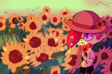 -Sunny wonderland- by pochimu