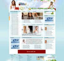 Wedding portal by touchdesign