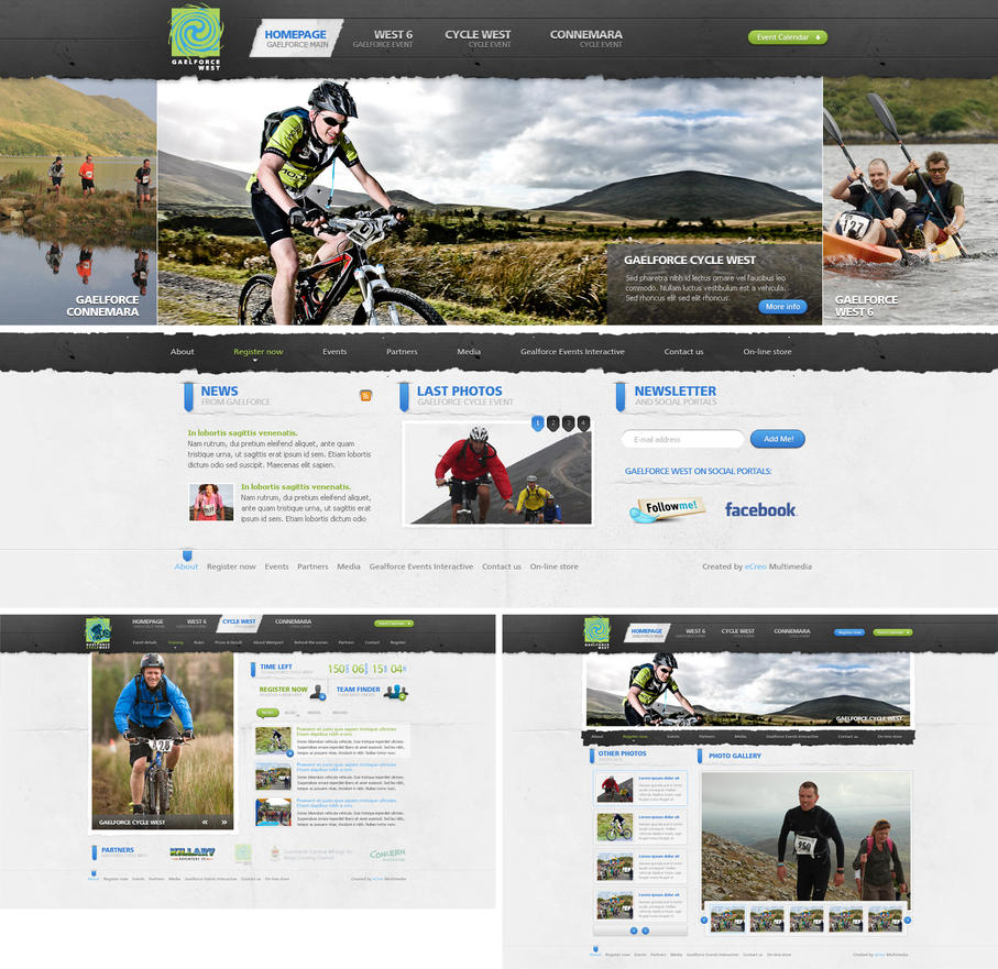 gfcw by touchdesign d3bb8e0 Web Interface Roundup of Web Design Inspiration