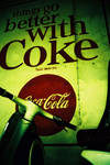 things go better with coke by chuckandchucky