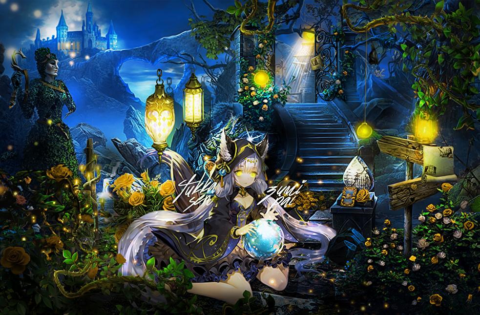 Bridge-to-Another-World-3-Alice-in-Shadowland-3 by Fukkazumi-Senpai