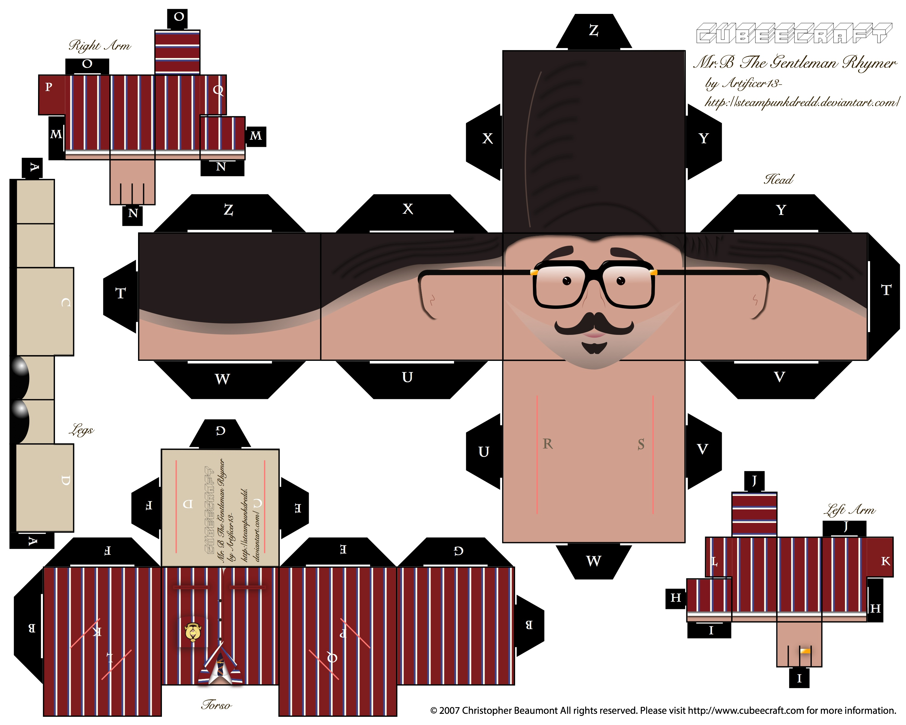 mr b the gentelman rhymer cubee by steampunkdredd on deviantart. Black Bedroom Furniture Sets. Home Design Ideas
