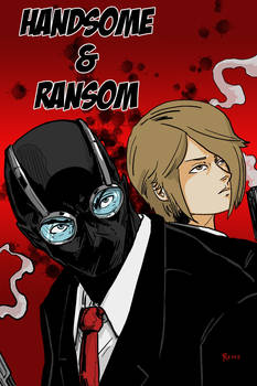 Handsome and Ransom Cover