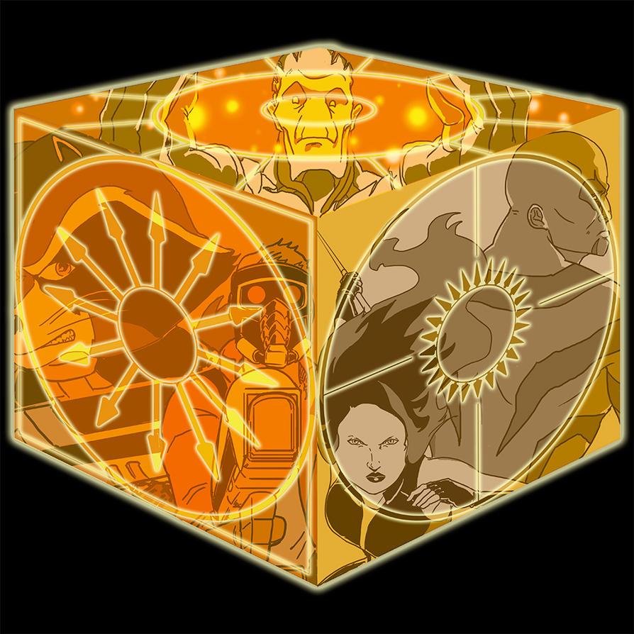 CryptoCube by fukujinzuke