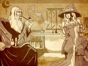 Wizard vs Sorcerer
