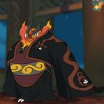 Embdorf- Demon King -Pkmn meet Zelda by moonfist1