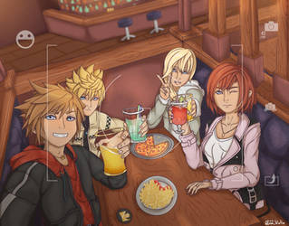 Double date KH commission!