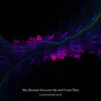 WE, BECAUSE YOU LOVE ME AND I LOVE THEE / COVER
