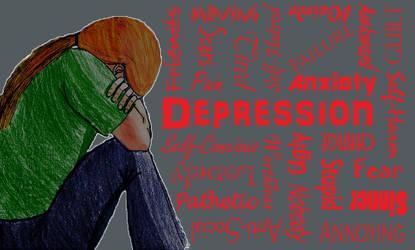 Depression by n1saxmds
