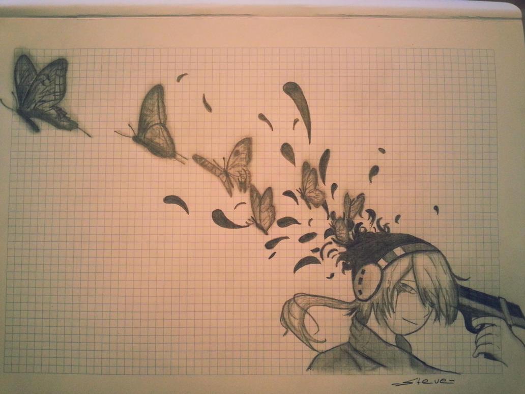 Is death painful? by LeDevil360