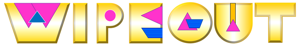 Wipeout Logo (1988-89) by Dadillstnator