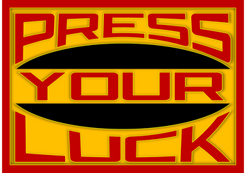Press Your Luck (2019-Present) Logo by Dadillstnator