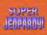 Super Jeopardy! (1990) Logo V2