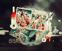 Eva Mendes Campari I by Cookiemonstereatsyou