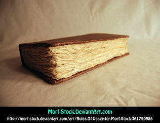 Closed Book 3 by Morf-stock