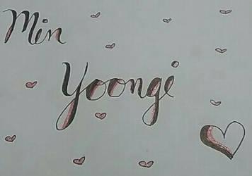 Min yoongi by amspa