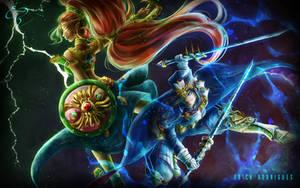 [+Video] Zelda BOTW x Xenoblade Chronicles 2!! =D