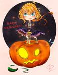 [+Video] Happy Halloween! =D by Rica-Sensei