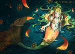 [+ Video] Clarisse Mermaid! by RicaSensei