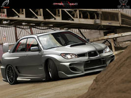 Subaru Impreza by SaMuVT