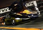 Mitsubishi Eclipse vs Galant