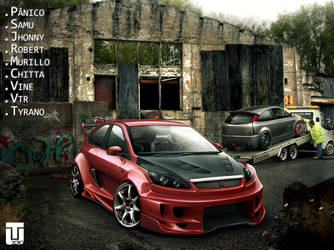 Tuning Collabs '10 Ford Focus by SaMuVT