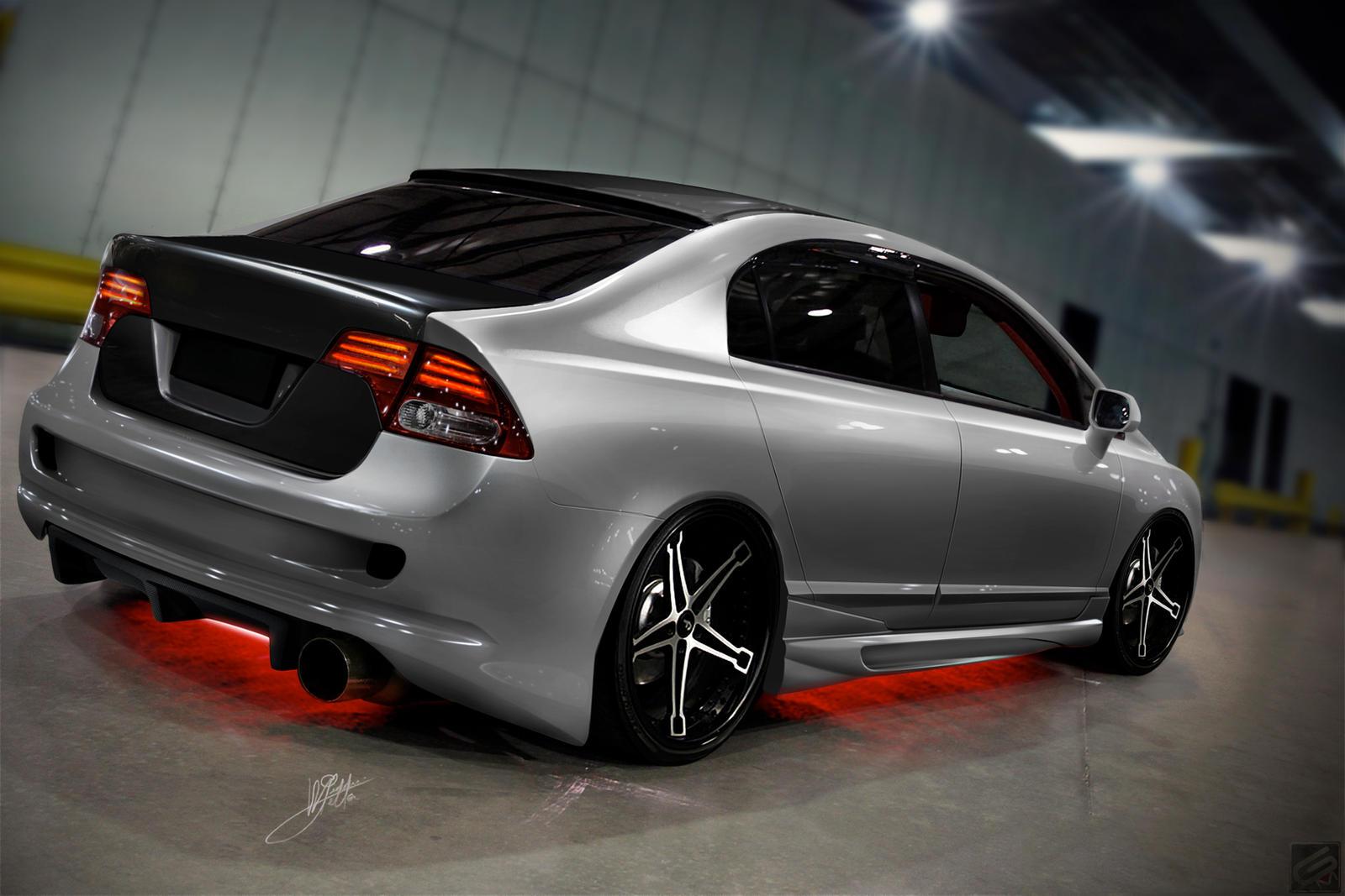 Honda civic by samuvt on deviantart for Honda owner login