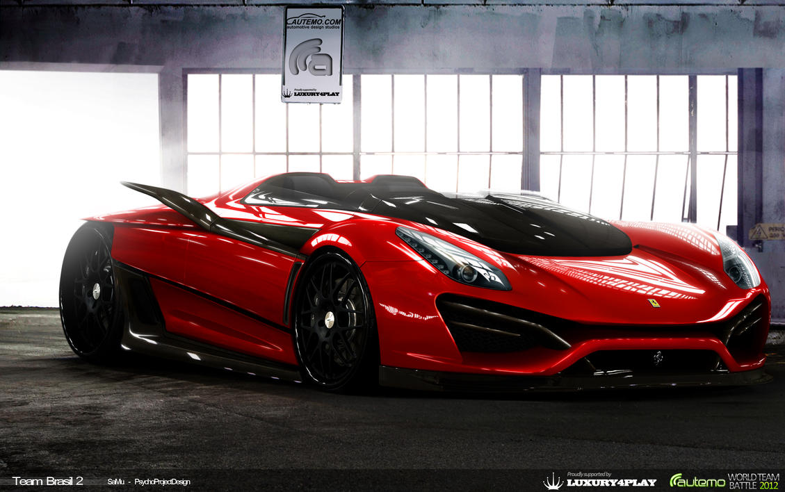 WTB'12 Ferrari F12 by SaMuVT