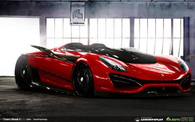 WTB'12 Ferrari F12