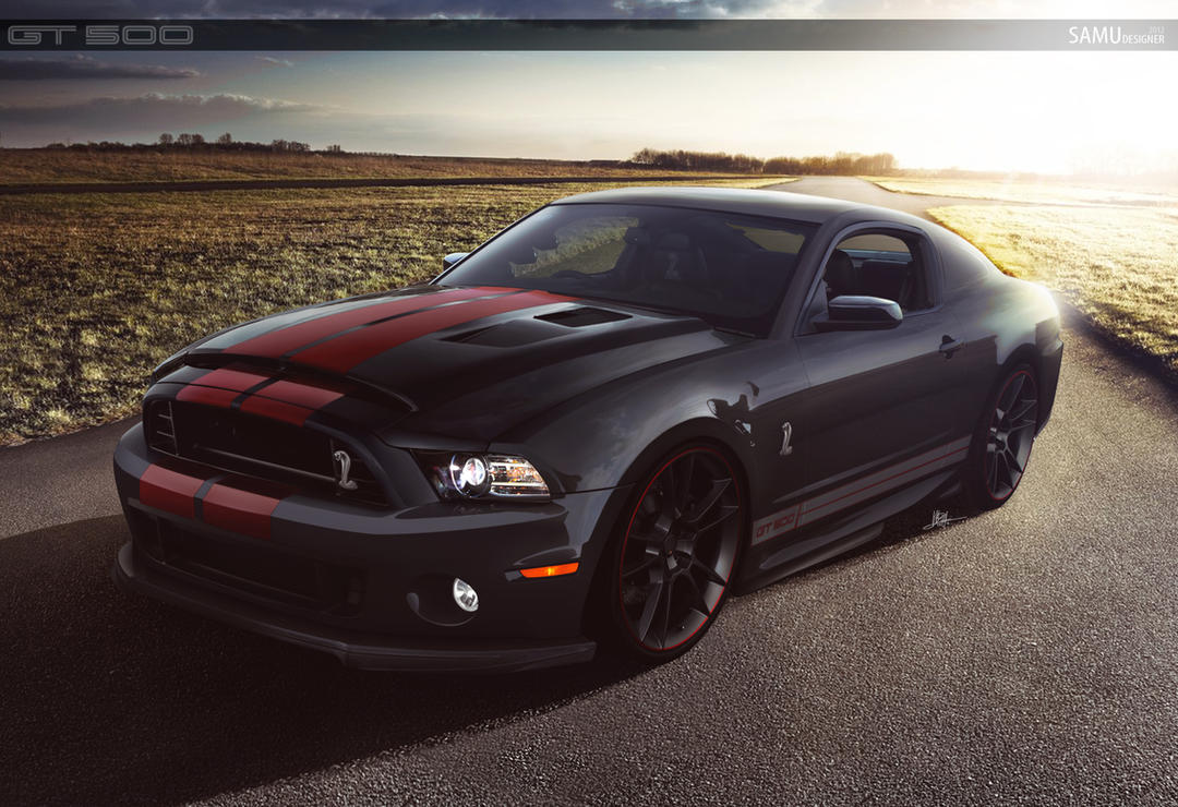 Shelby GT500 by SaMuVT