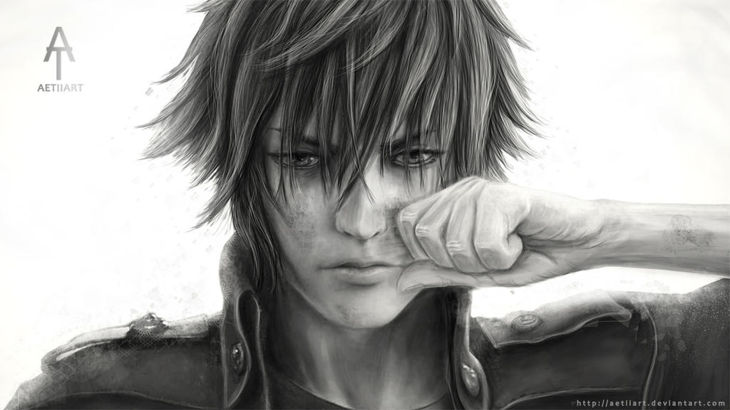 Final Fantasy Noctis Drawing  animalialifeclub