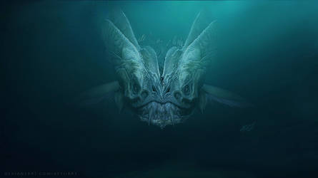 Predator of the abyss