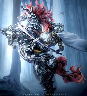 Odin - ffXIV A Realm Reborn