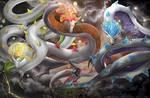 Dragon - The legend of Zelda BOTW