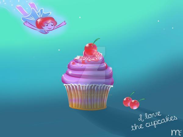 i love cupcakes wallpaper - photo #20