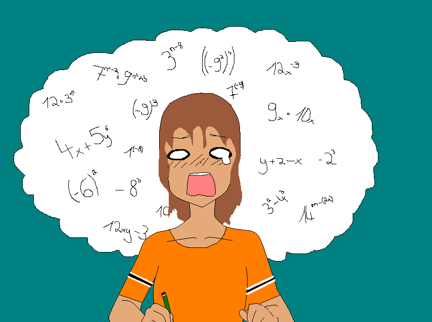 I hate math by Soraply11 on DeviantArt I Hate Math In French